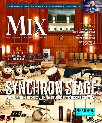 MIX - May 2016 - Synchron Stage
