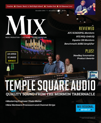 MIX - December 2014 - Temple Square Audio - NewBay Media Online Store
