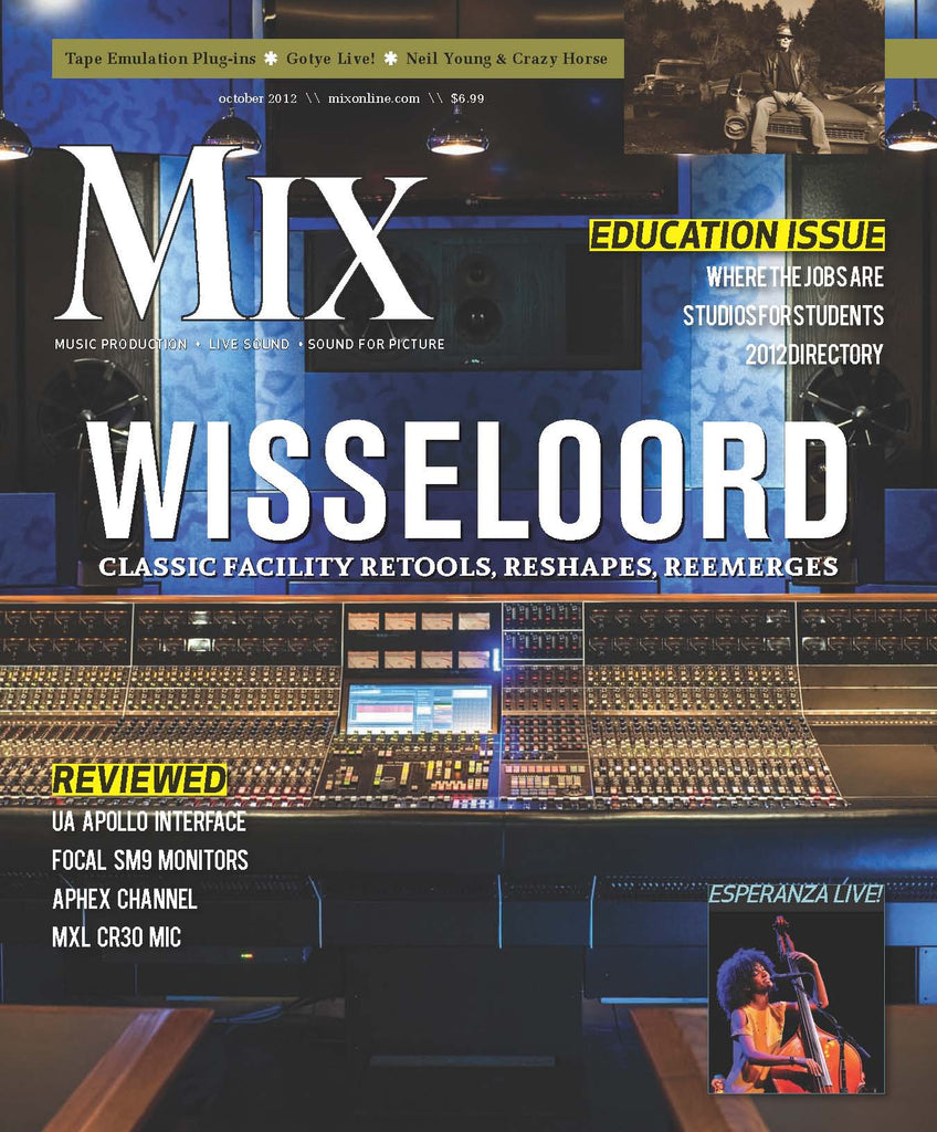MIX - October- 2012 -WISSELOORD