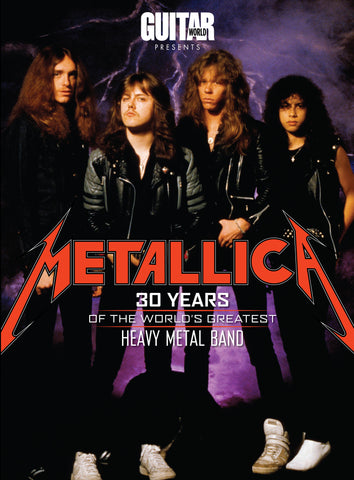 Guitar World Presents 30 Years of Metallica - NewBay Media Online Store