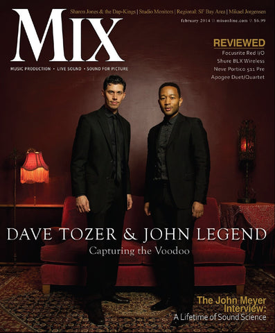 MIX - February 2014 - Dave Tozer & John Legend - NewBay Media Online Store