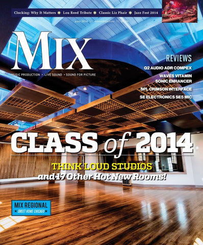 MIX - June 2014 - Class of 2014