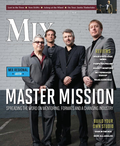 MIX - March 2014 - Master Mission - NewBay Media Online Store