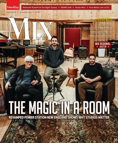 MIX - March 2018 - The Magic in a Room - NewBay Media Online Store