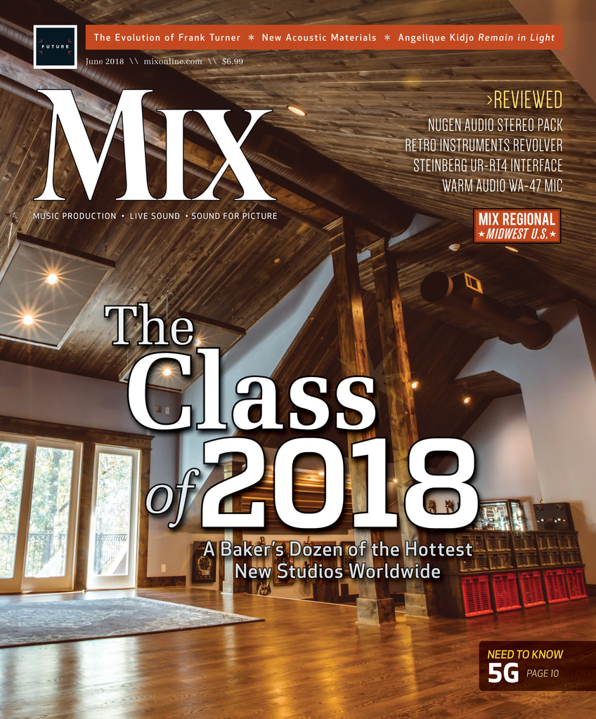 MIX - June 2018 - The Class of 2018