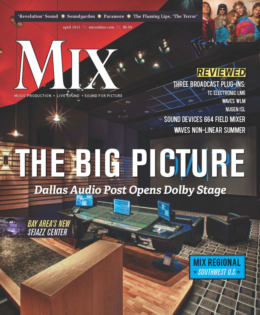 MIX - April 2013 - The Big Picture