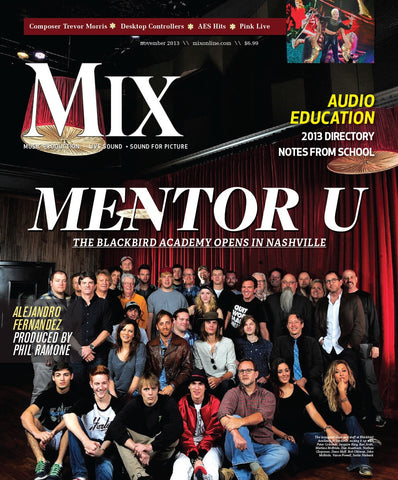 MIX - November 2013 - Mentor U - NewBay Media Online Store