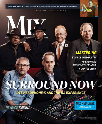 MIX - December 2013 - Surround Now - NewBay Media Online Store