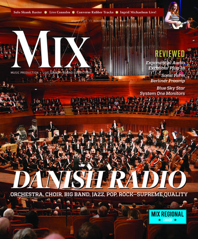 MIX - August 2015 - Danish Radio