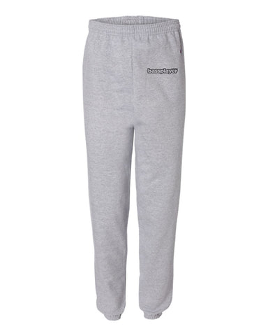 Bass Player Sweatpants - NewBay Media Online Store