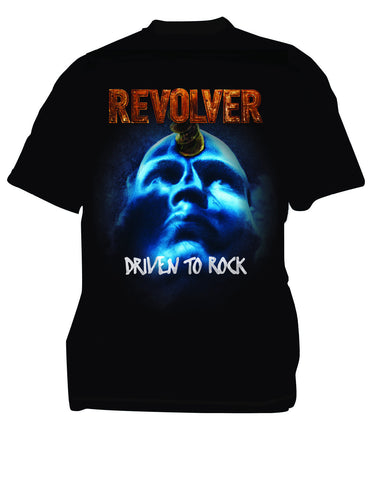 Revolver Driven To Rock T-Shirt