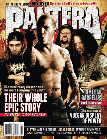 Revolver Presents: The Book of Pantera
