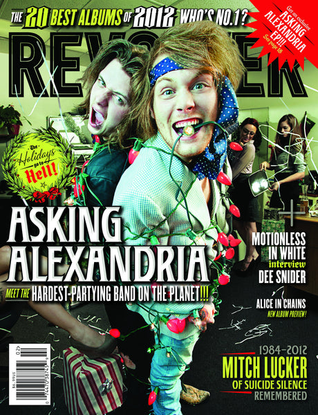 Revolver - Jan-2013 - Asking Alexandria