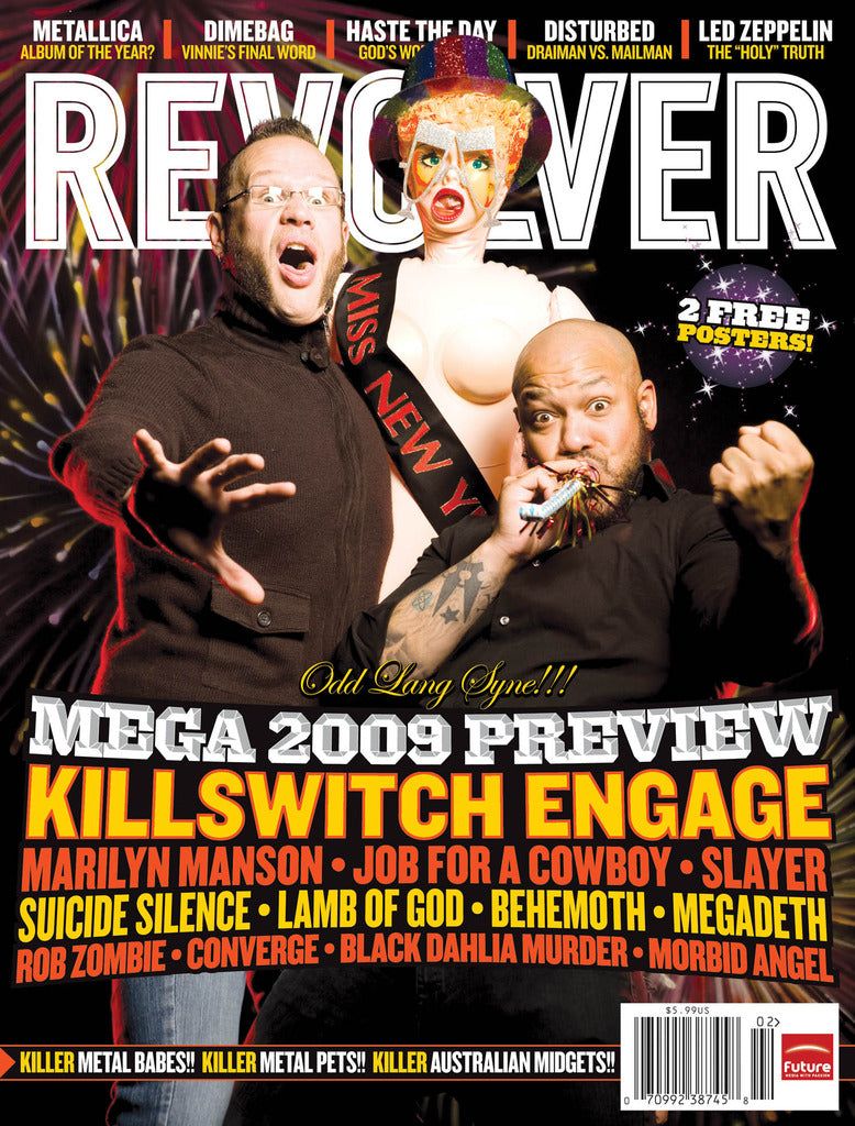 Revolver - Feb-09 - Killswitch Engage