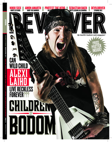 Revolver - Mar/Apr-11 - Nikki Sixx