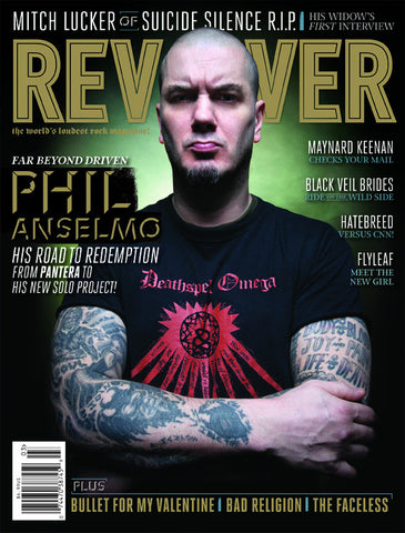 Revolver - Feb/Mar-2013 - Phil Anselmo