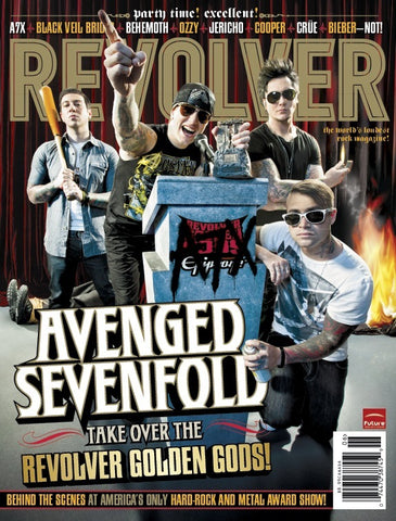 Revolver - May/Jun-11 - Golden Gods Awards