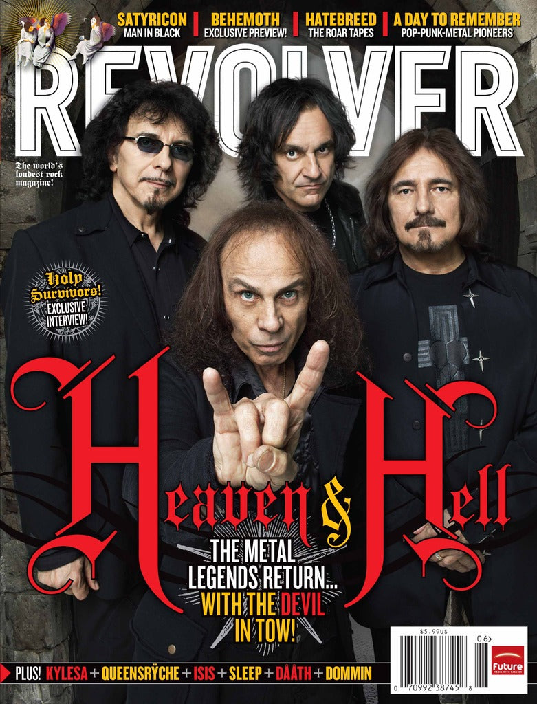 Revolver - Jun-09 - Heaven And Hell