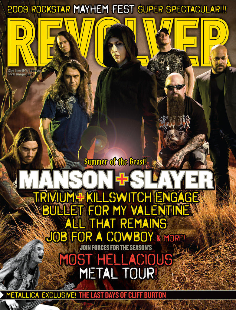 Revolver - Aug-09 - Mayhem Fest