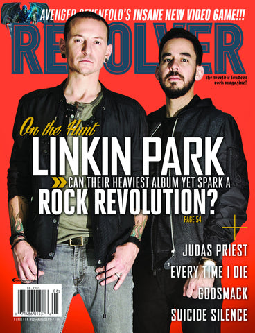 Revolver - Aug/Sep - 2014 - Linkin Park