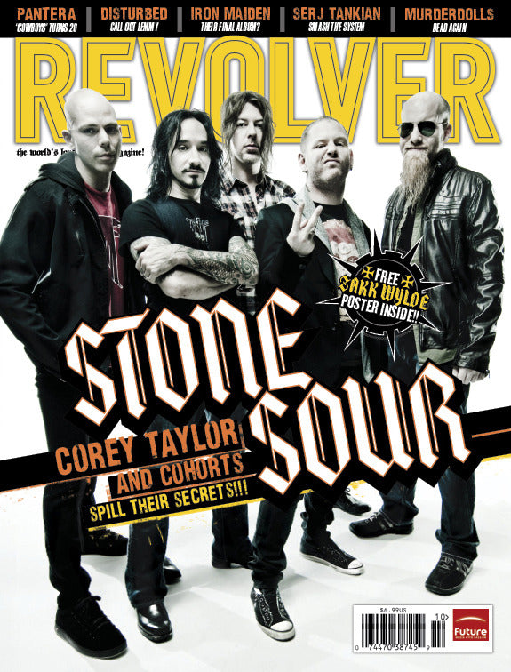 Revolver - Sep/Oct-10 - Stone Sour