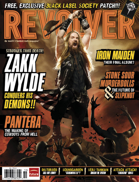 Revolver - Sep/Oct-10 - Zakk Wylde