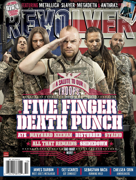 Revolver - Sep/Oct-11 - Five Finger Death Punch