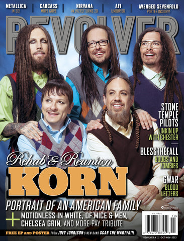 Revolver - Oct/Nov-2013 - Korn
