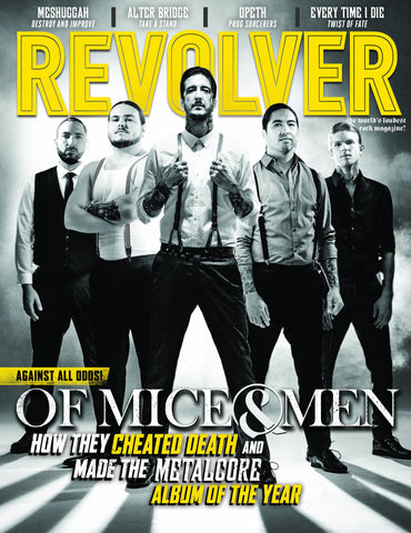 Revolver October/November 2016 Of Mice & Men
