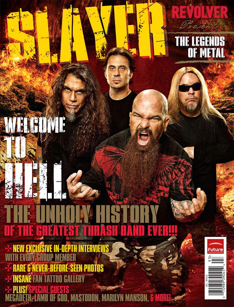 Revolver Presents: The Book of Slayer