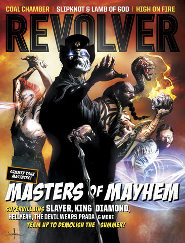 Revolver - Jun/Jul 2015 - Masters of Mayhem