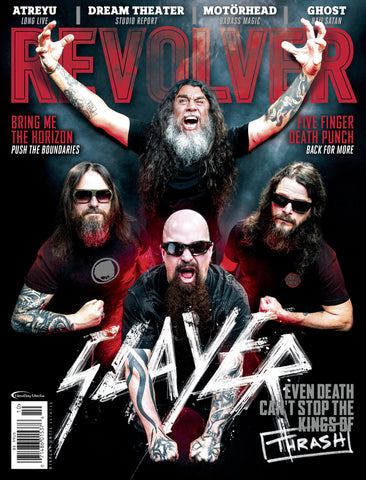 Revolver - Oct/Nov 2015 - Slayer