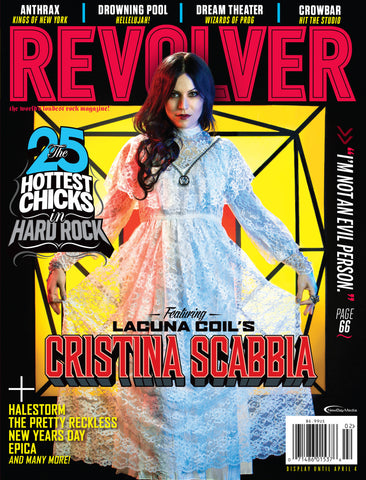 Revolver Feb/Mar 2016 25 Hottest Chicks in Hard Rock