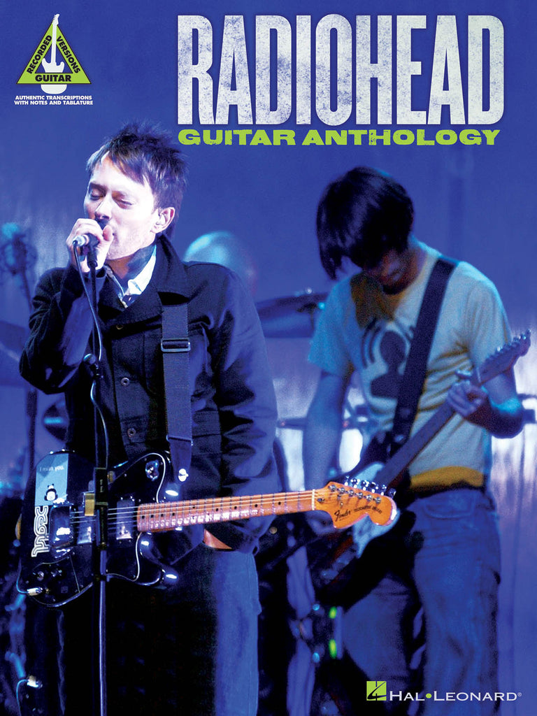 Radiohead Guitar Tab Anthology