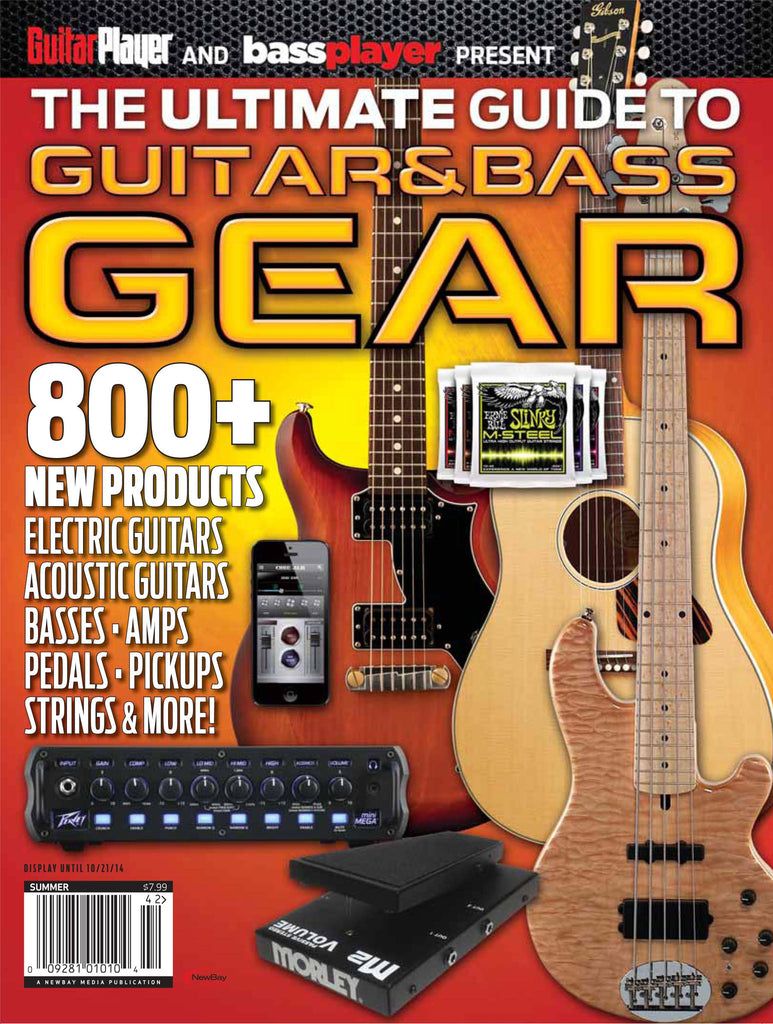The Ultimate Gear Guide Summer Edition - 2014