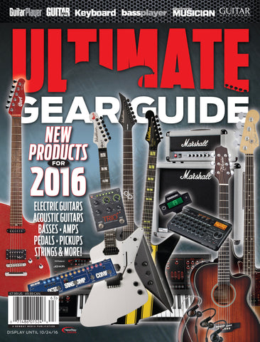 Ultimate Gear Guide - Summer 2016