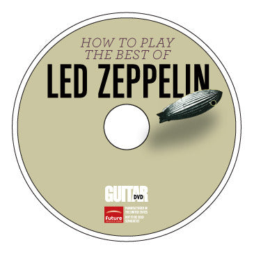 How to Play the Best of Led Zeppelin DVD!