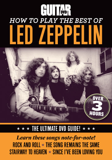 How to Play the Best of Led Zeppelin DVD! - NewBay Media Online Store