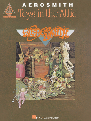 Aerosmith - Toys in the Attic - NewBay Media Online Store
