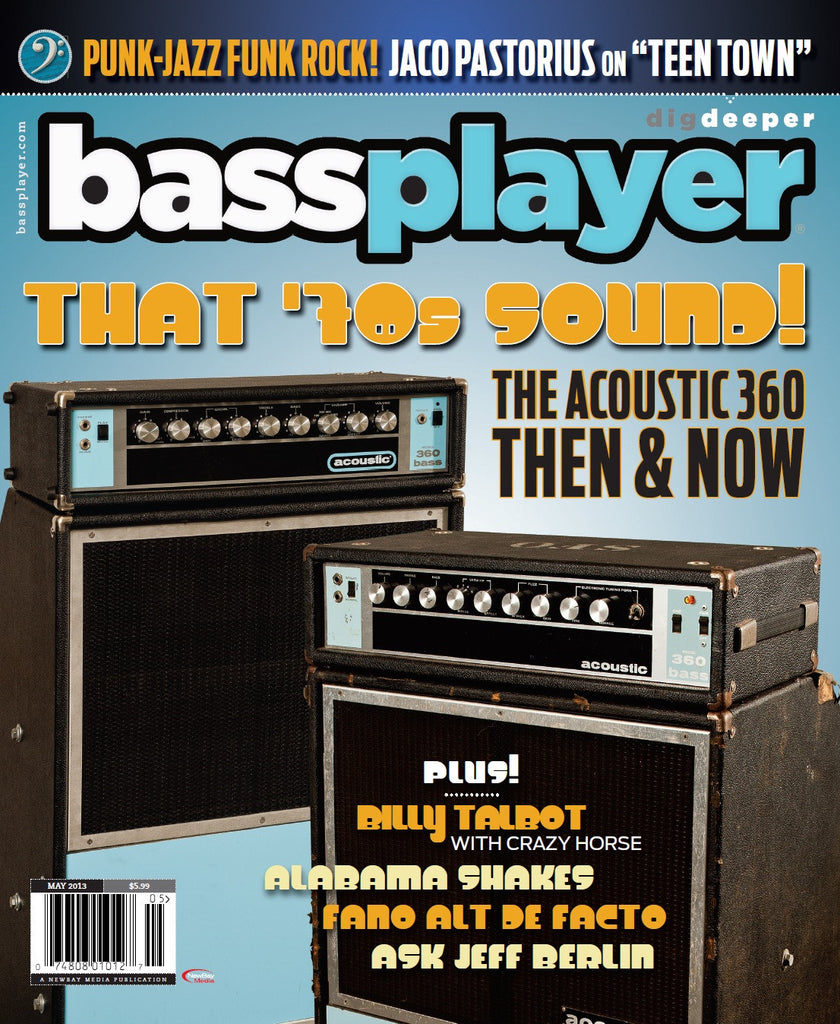 Bass Player - May 2013 - That 70's Sound - NewBay Media Online Store