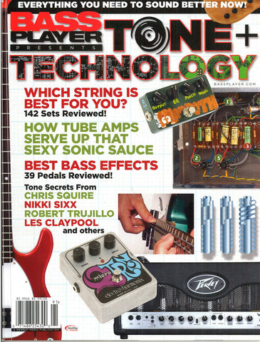 BassPlayer - Tone & Technology 2009 - NewBay Media Online Store