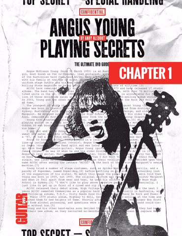 Angus Young Playing Secrets Full Version