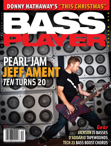 BassPlayer Dec - 2011 Jeff Ament - NewBay Media Online Store