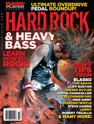 Bass Player Hard Rock & Heavy Bass Special Issue 2010 - NewBay Media Online Store