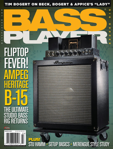 BassPlayer - March - 2011 - FLIPTOP FEVER - NewBay Media Online Store