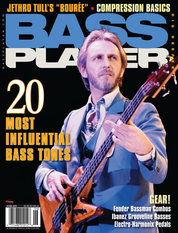 BassPlayer Jun - 2011 Titans of Tone - NewBay Media Online Store