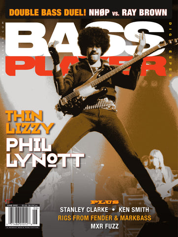 BassPlayer - June - 2012 Thin Lizzy - NewBay Media Online Store