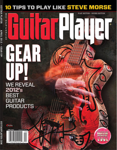 GuitarPlayer Apr - 2012  Winter NAMM Show special! - NewBay Media Online Store