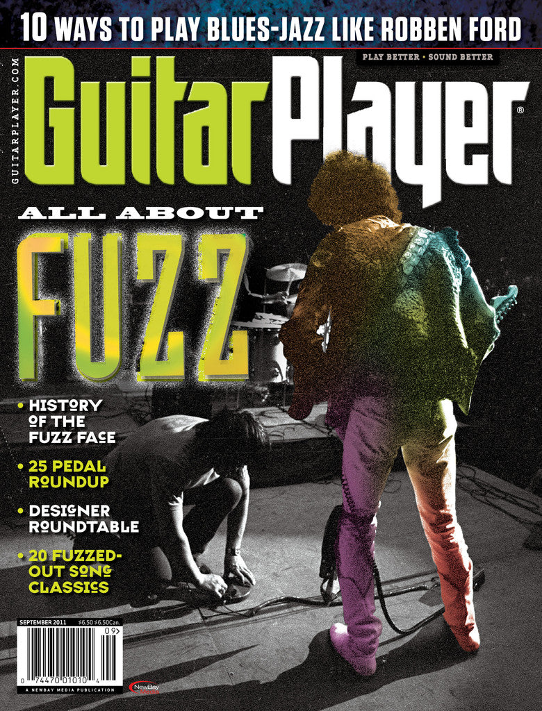 GuitarPlayer - Sept - 2011 - All About FUZZ!
