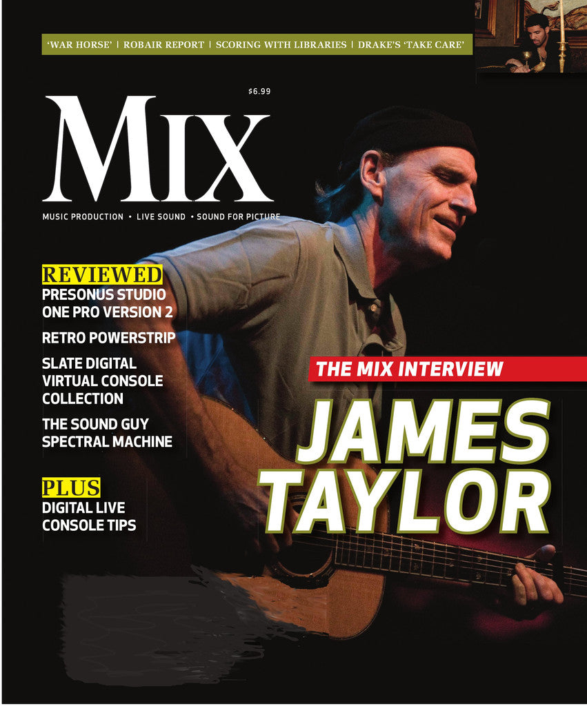 MIX Jan - 2012 James Taylor